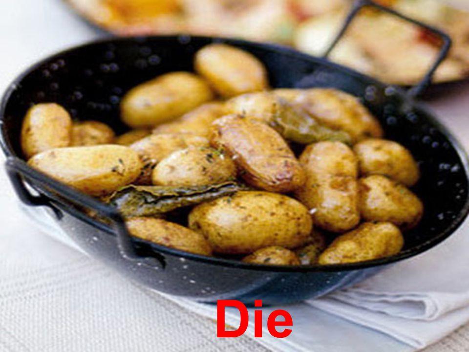 Die Salzkartoffeln