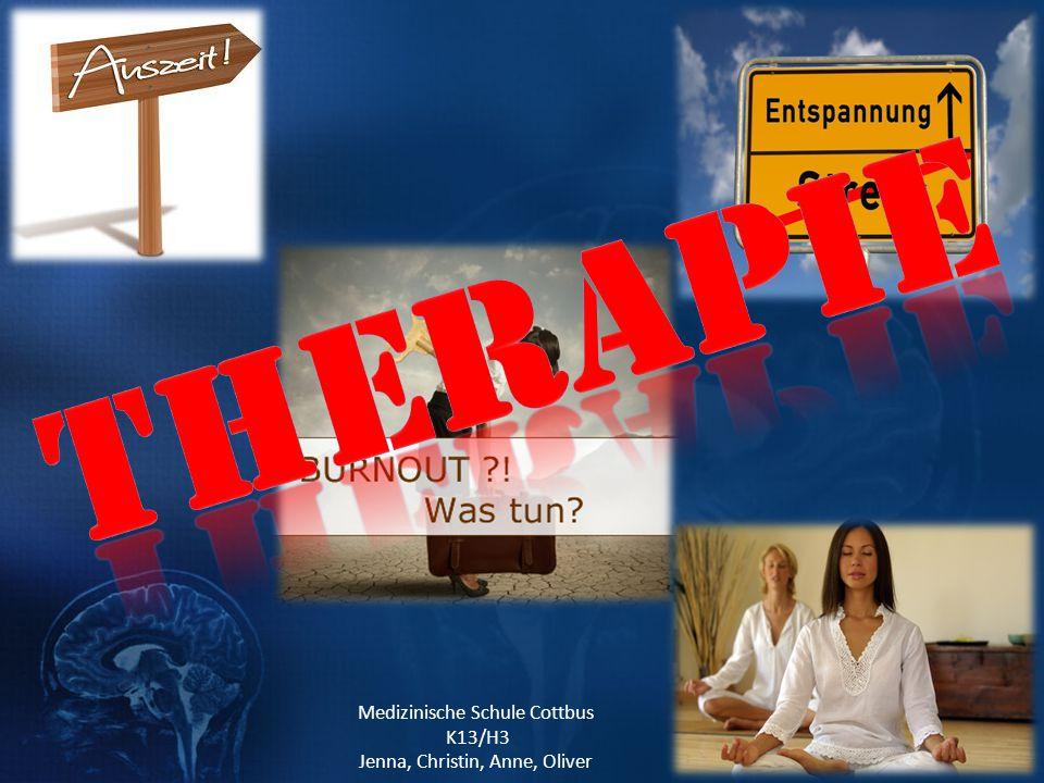 Therapie Medizinische Schule Cottbus K13/H3