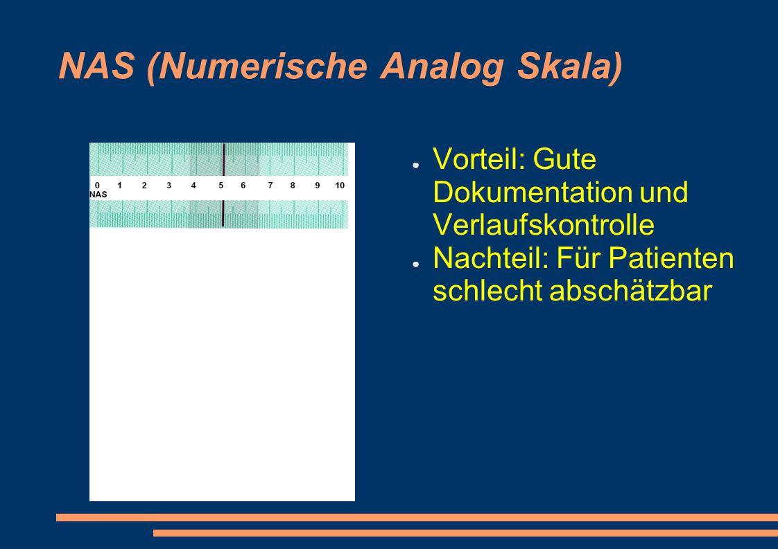 NAS (Numerische Analog Skala)