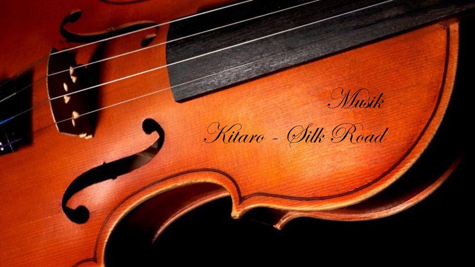 Musik Kitaro - Silk Road
