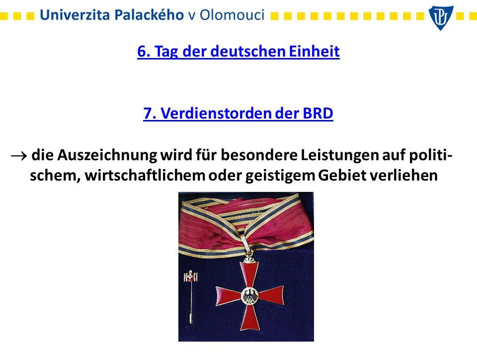 6. Tag der deutschen Einheit