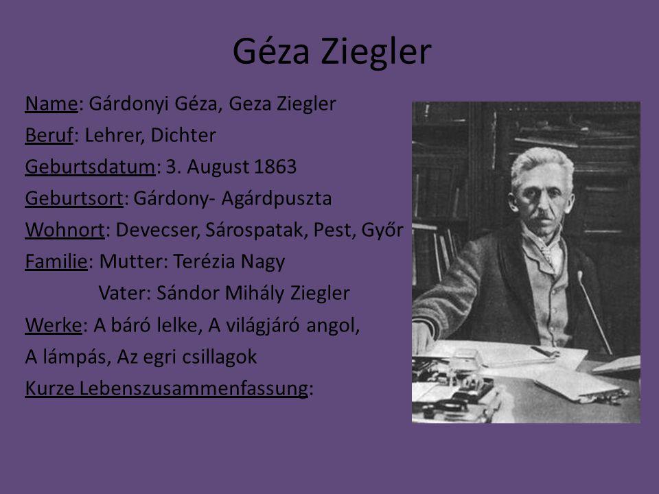 Géza Ziegler