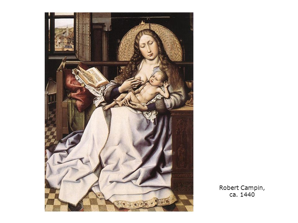 Robert Campin, ca. 1440