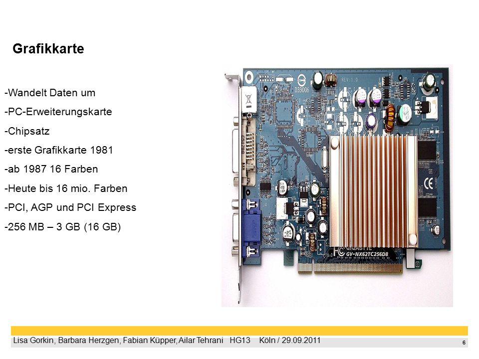 Wie wird die Steckkarte mit dem PC verbunden