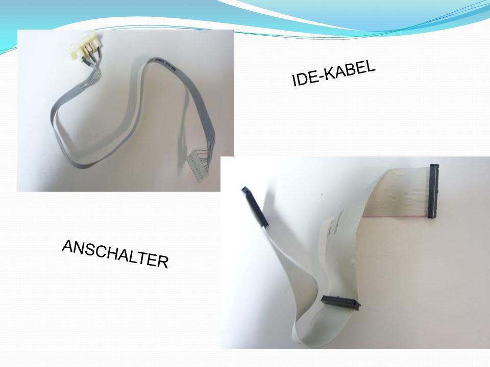 IDE-KABEL ANSCHALTER