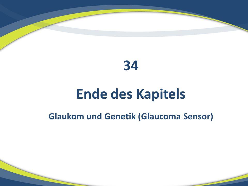 Glaukom und Genetik (Glaucoma Sensor)