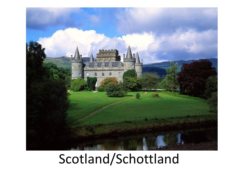 Scotland/Schottland