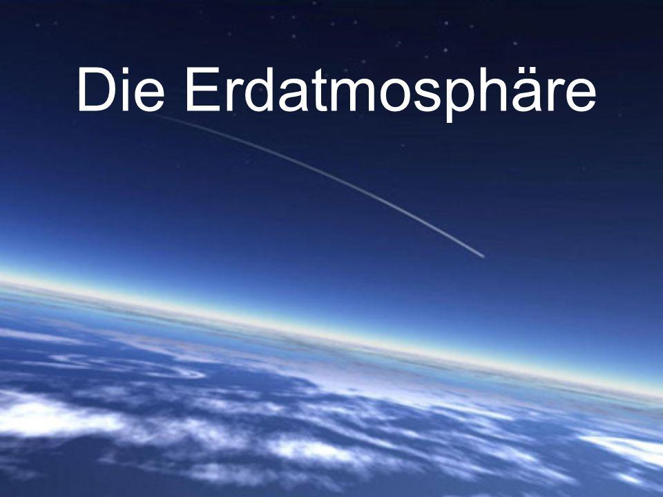 Die Erdatmosphäre