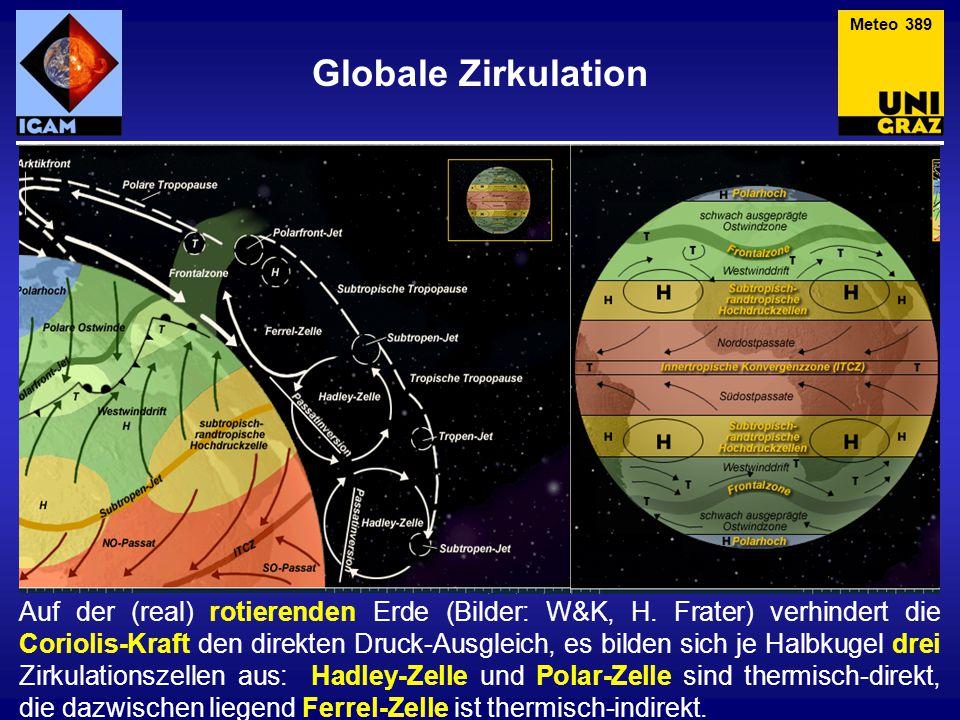 Meteo 389 Globale Zirkulation.