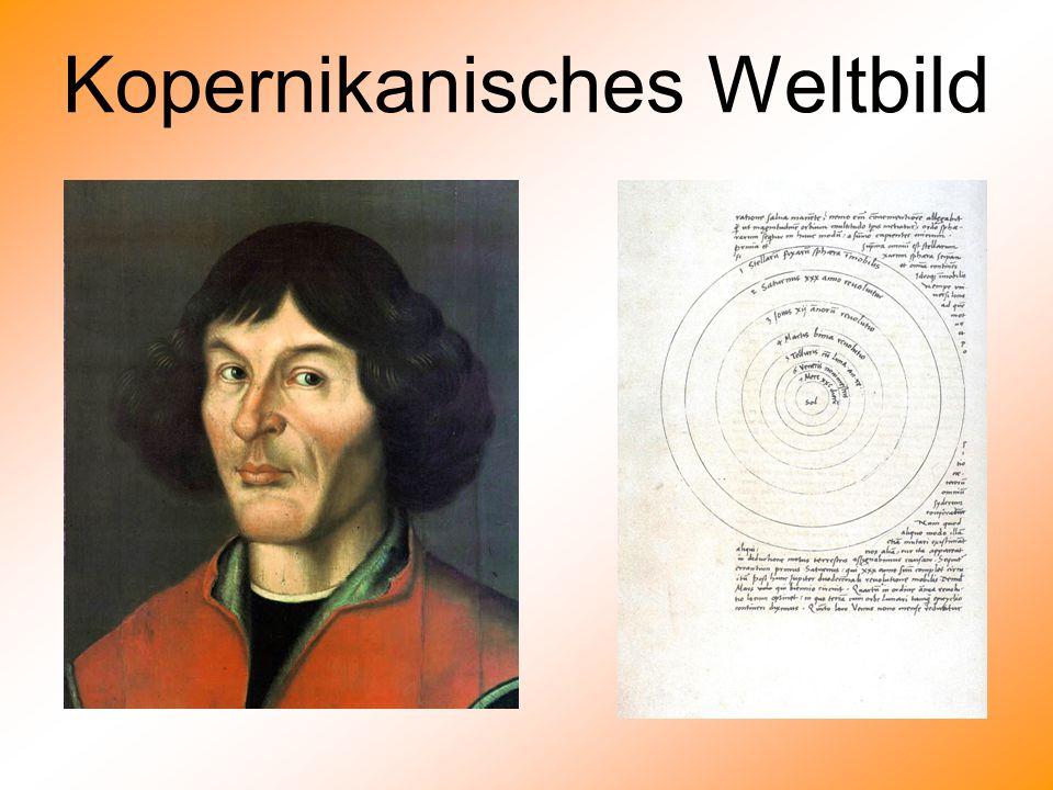 Kopernikanisches Weltbild