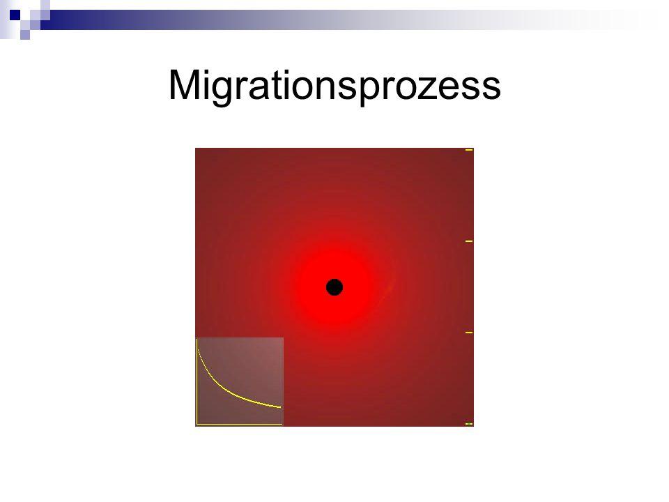 Migrationsprozess
