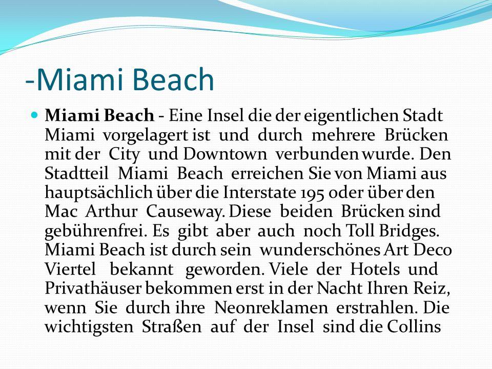 -Miami Beach