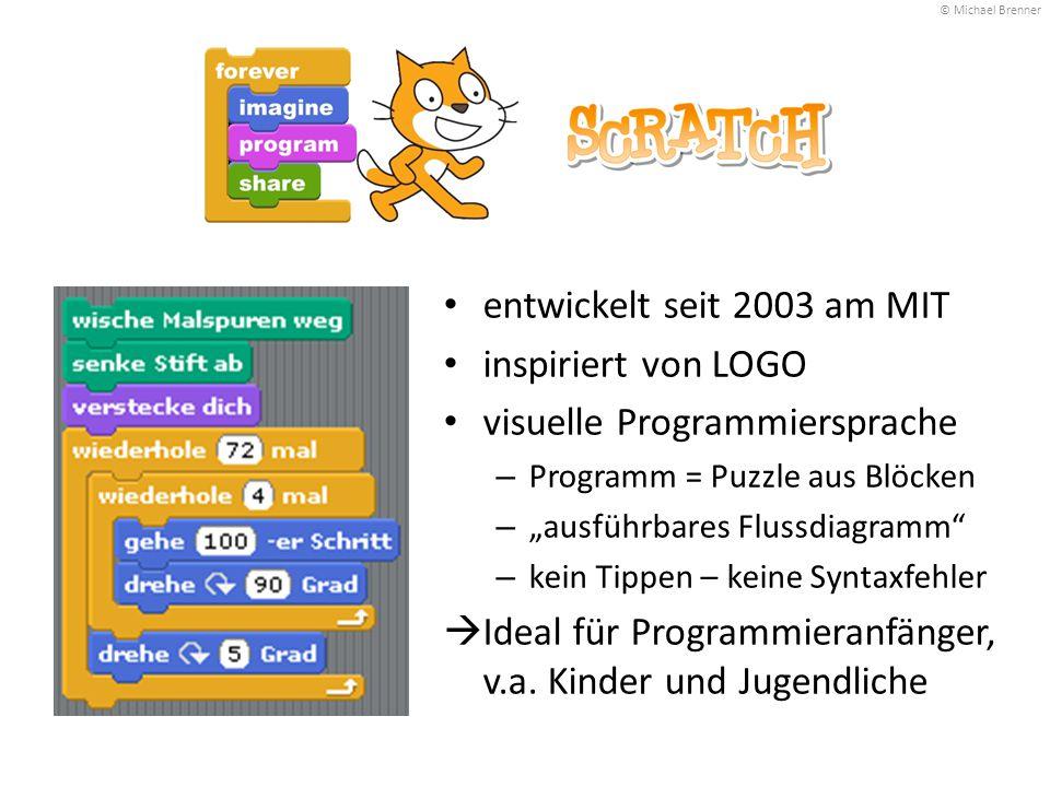 visuelle Programmiersprache