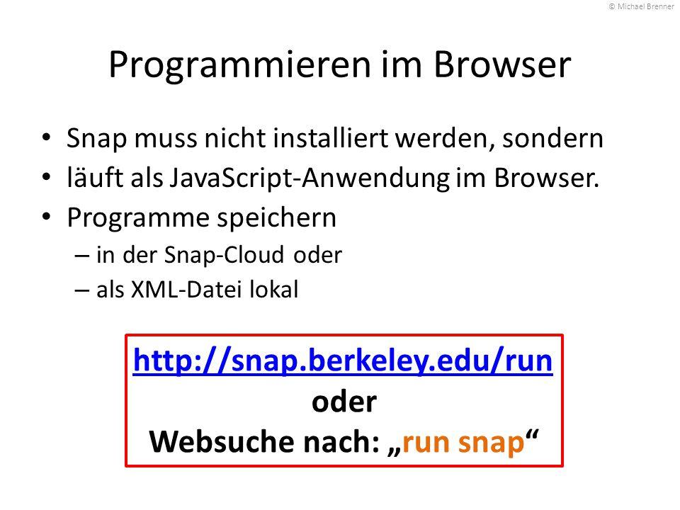 Programmieren im Browser