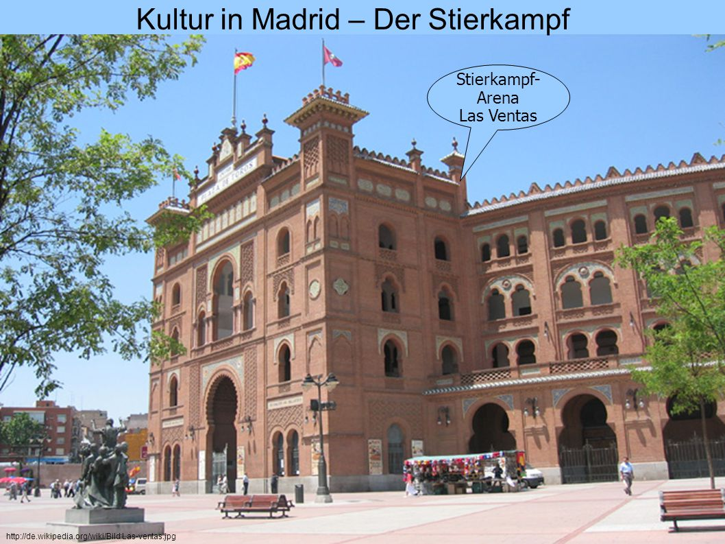Kultur in Madrid – Der Stierkampf