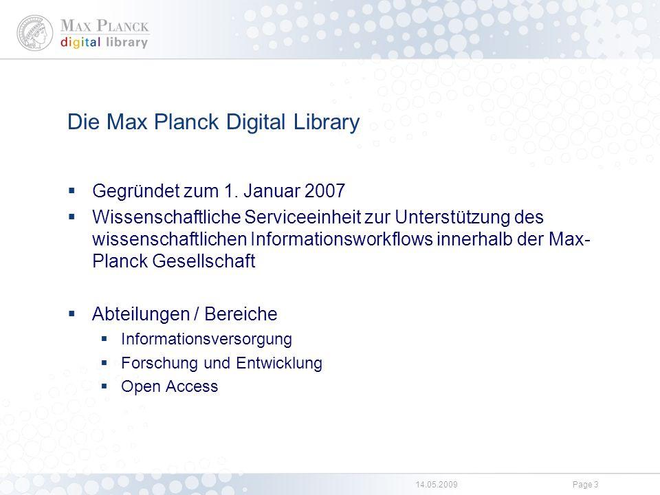 Der §137l UrhG in der Max-Planck-Gesellschaft