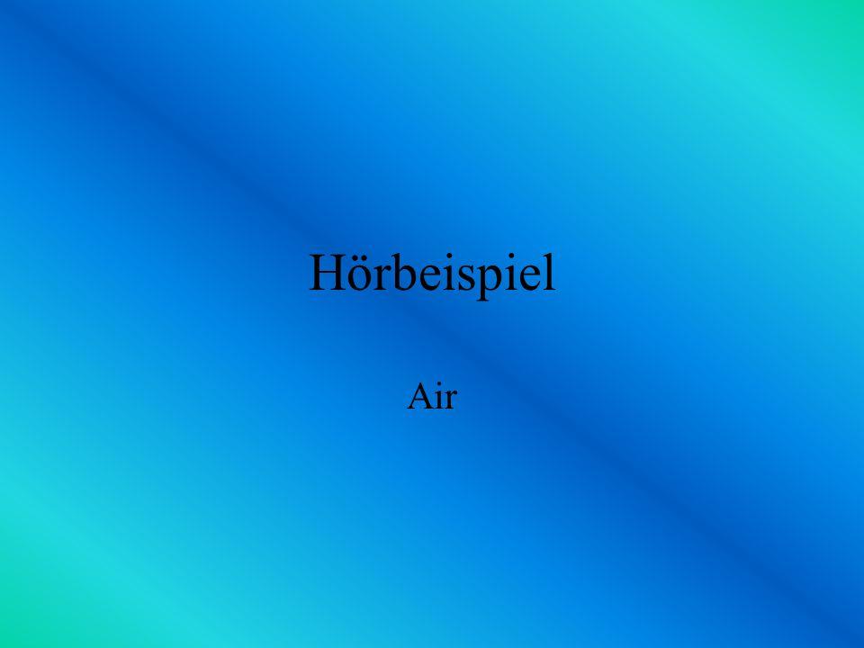 Hörbeispiel Air