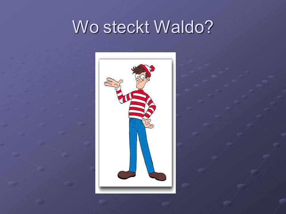 Wo steckt Waldo