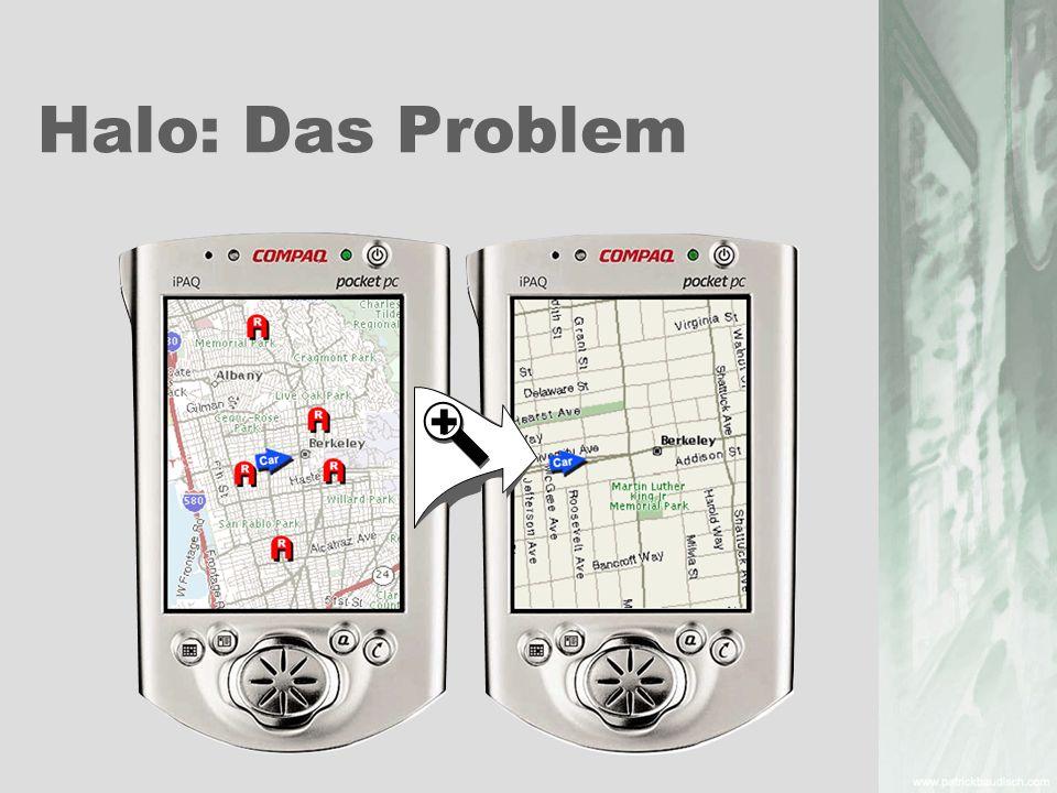 Halo: Das Problem +