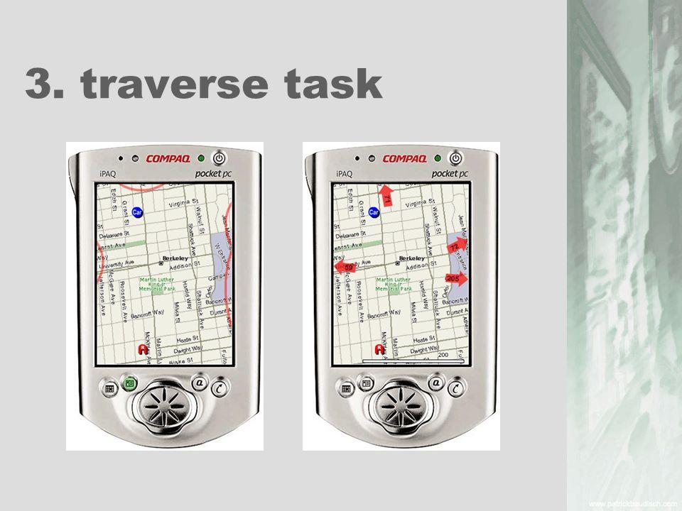 3. traverse task