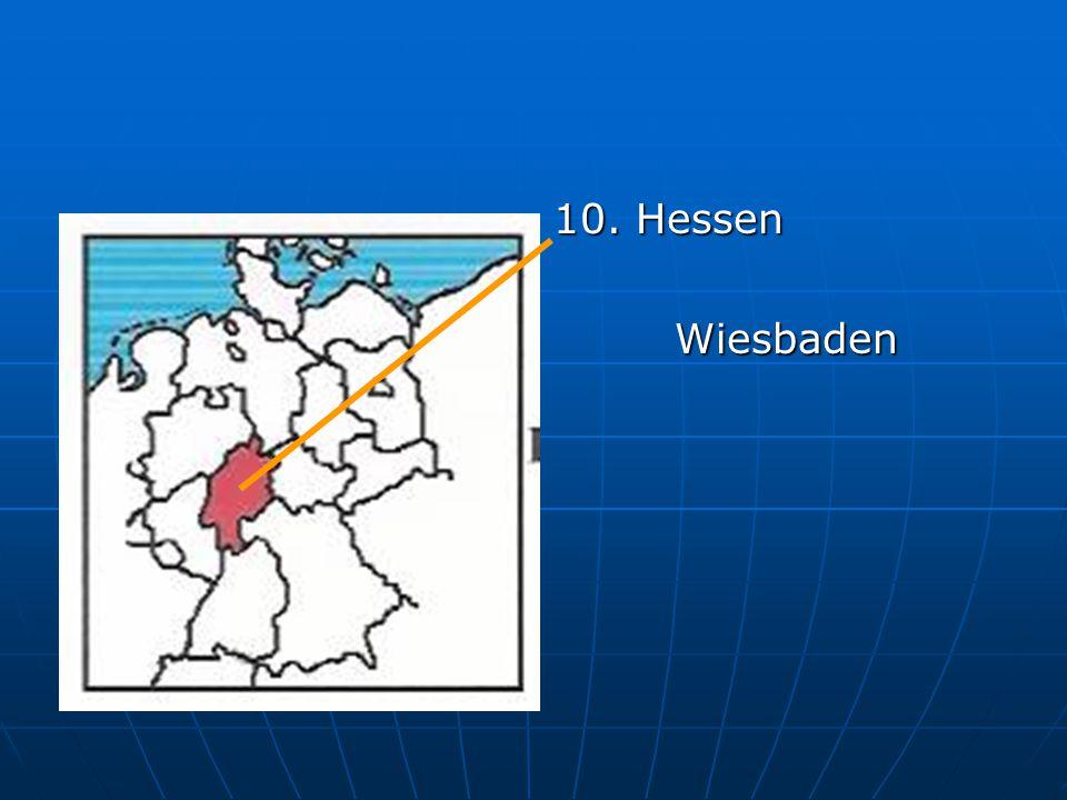 10. Hessen Wiesbaden