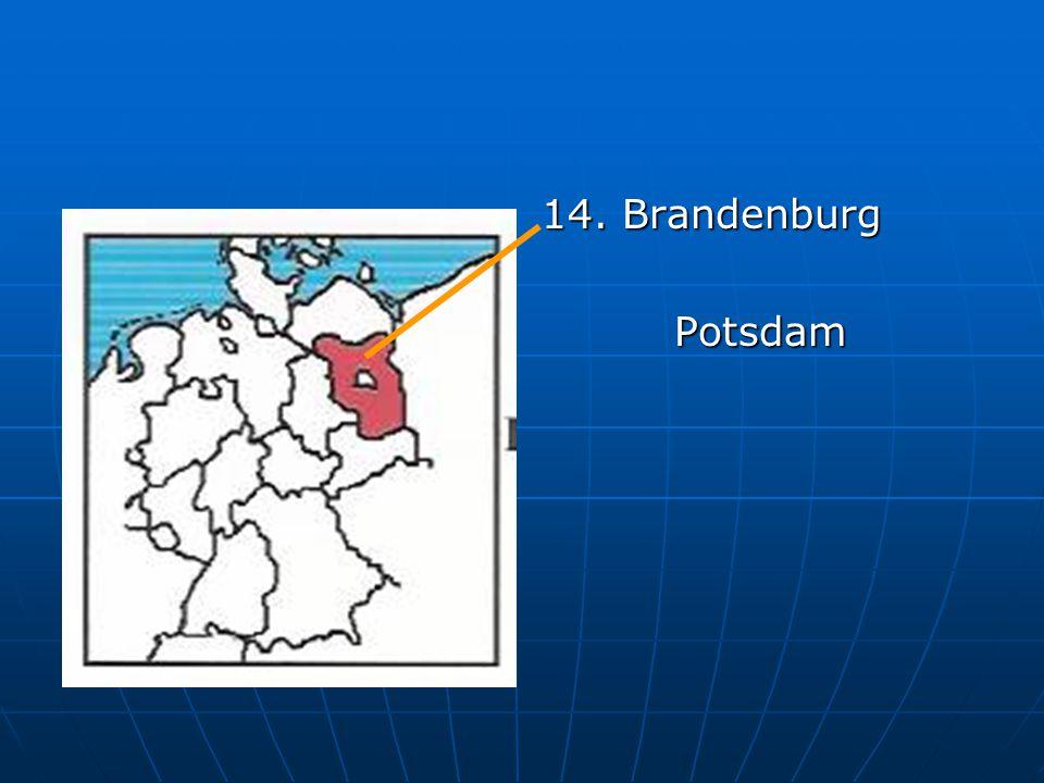 14. Brandenburg Potsdam