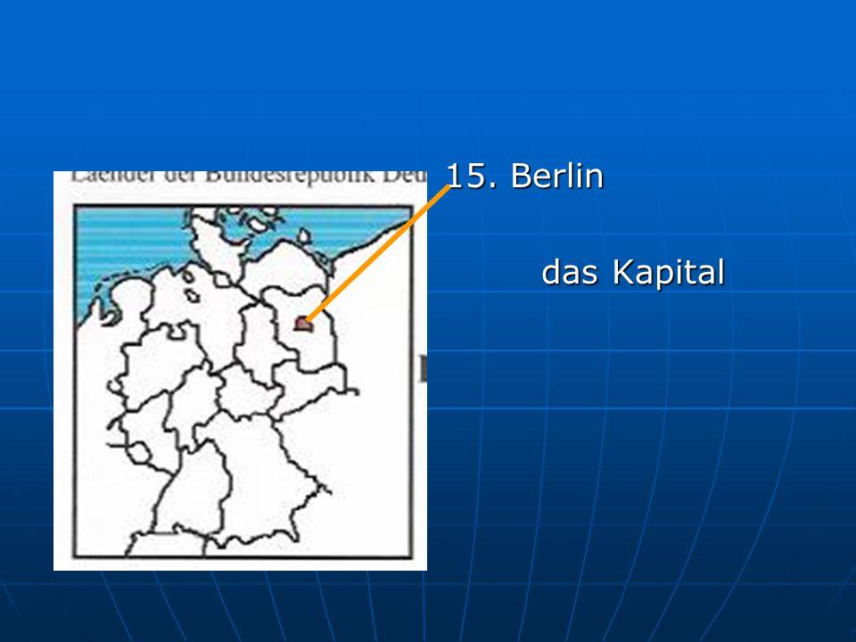 15. Berlin das Kapital