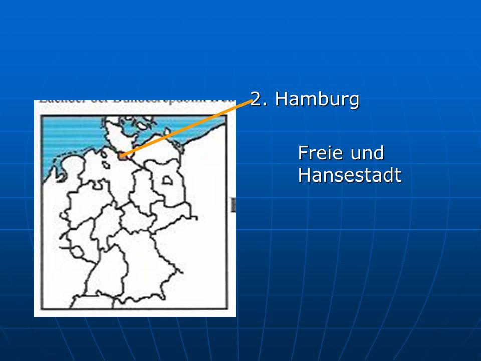 2. Hamburg Freie und Hansestadt