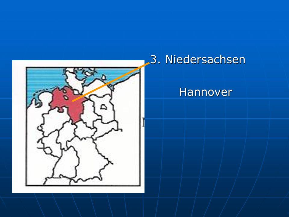 3. Niedersachsen Hannover