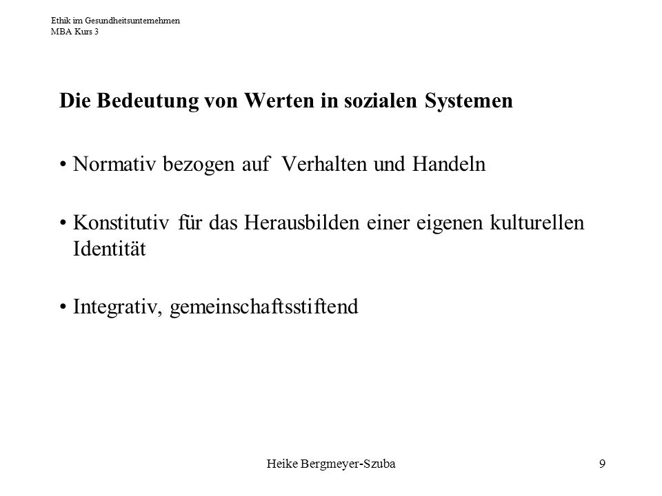 Heike Bergmeyer-Szuba
