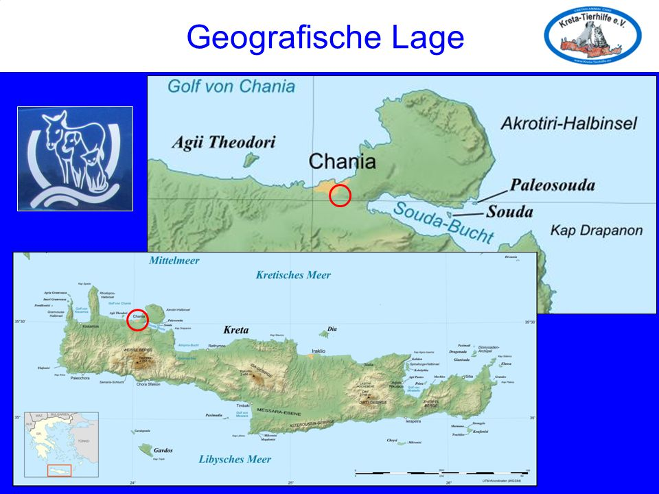 Geografische Lage Geografische Lage