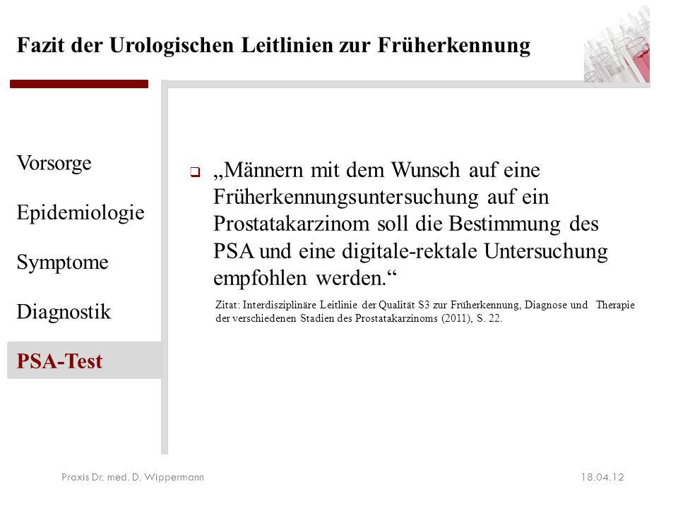 Praxis Dr. med. D. Wippermann