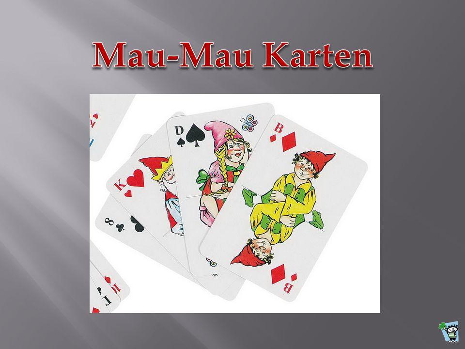 Mau-Mau Karten
