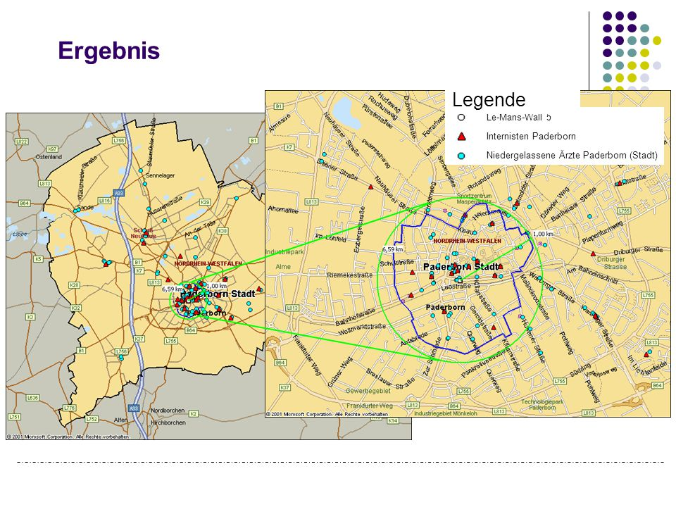Ergebnis Legende Le-Mans-Wall 5 Internisten Paderborn
