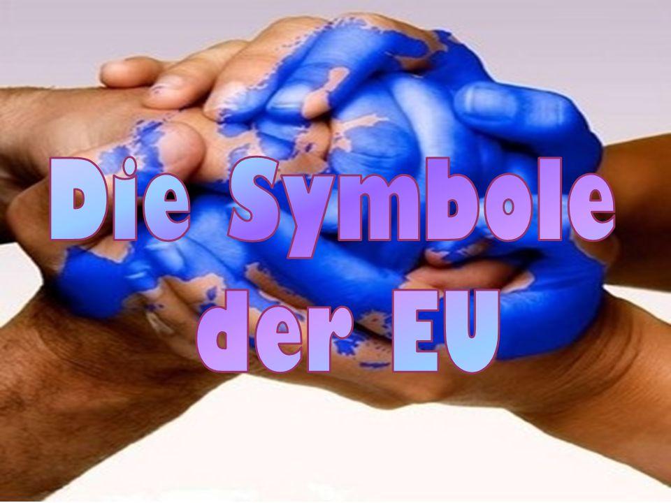 Die Symbole der EU