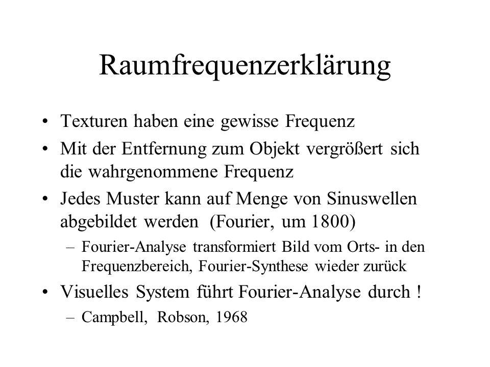 Raumfrequenzerklärung