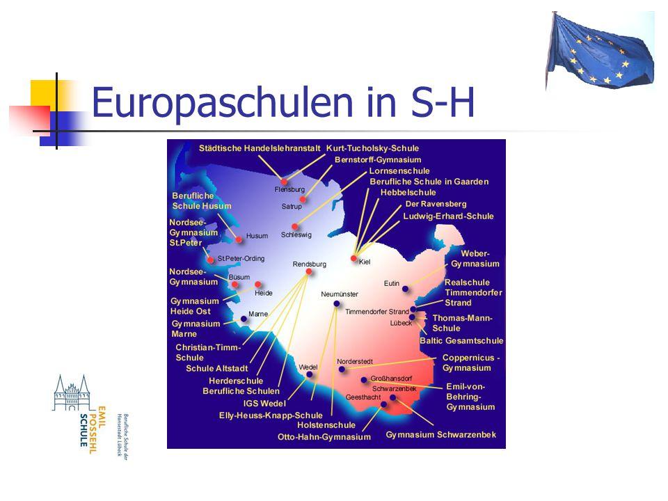 Europaschulen in S-H
