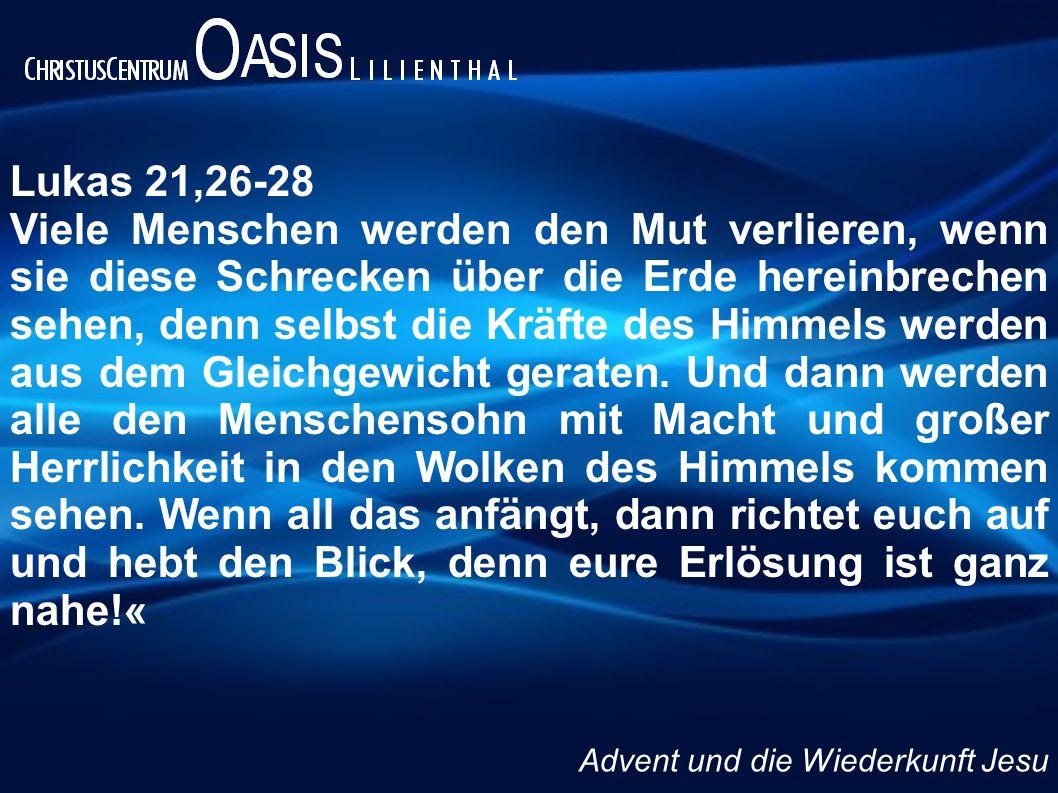 Lukas 21,26-28