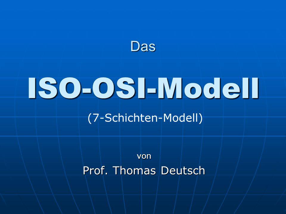 von Prof. Thomas Deutsch