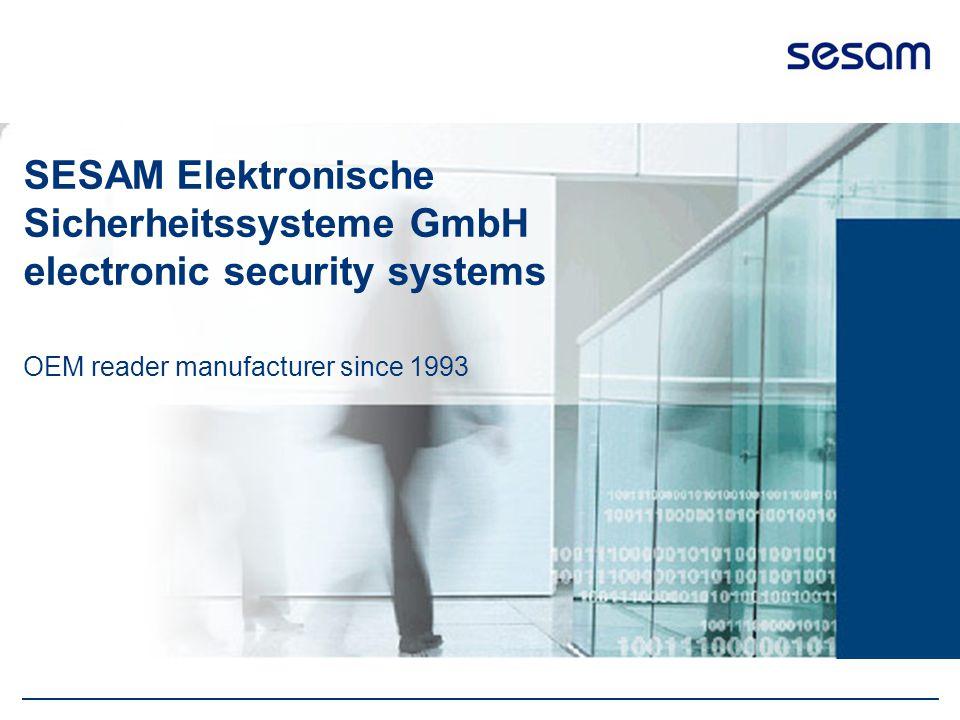 OEM reader manufacturer since 1993