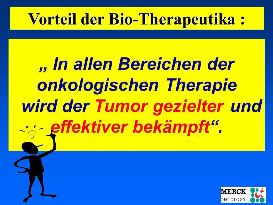 """"""" In allen Bereichen der onkologischen Therapie"""