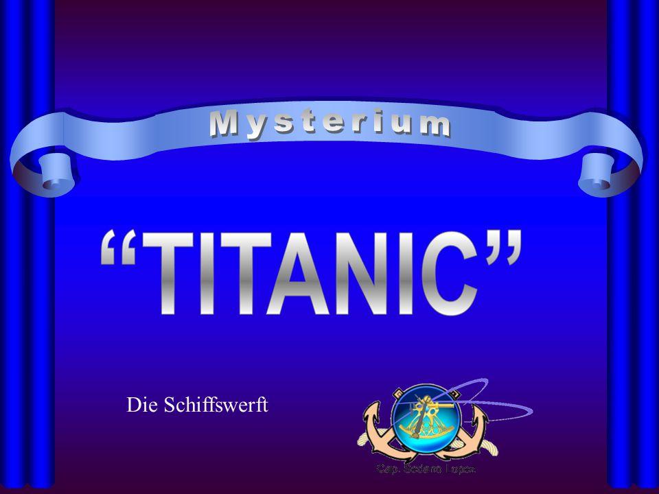 Mysterium Die Schiffswerft