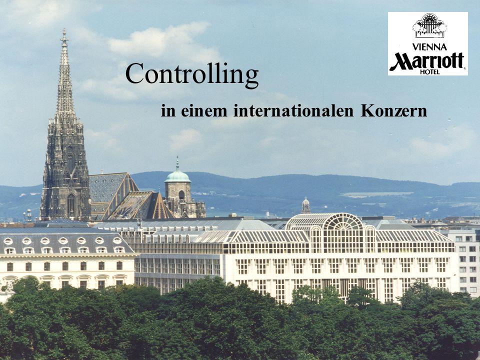 Controlling in einem internationalen Konzern