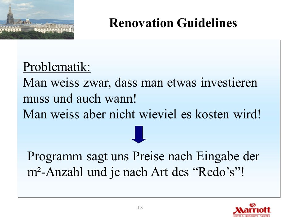 Renovation Guidelines
