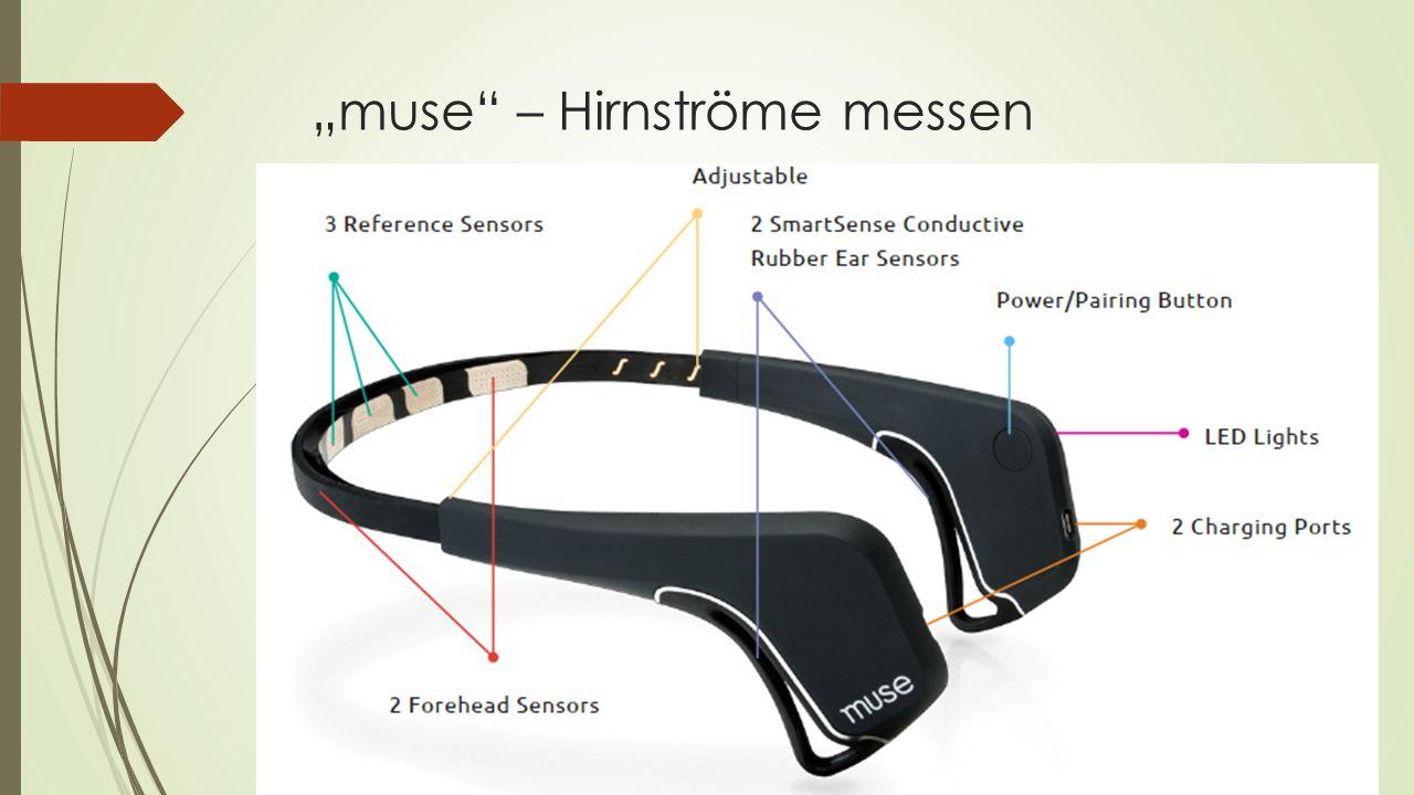 """muse – Hirnströme messen"