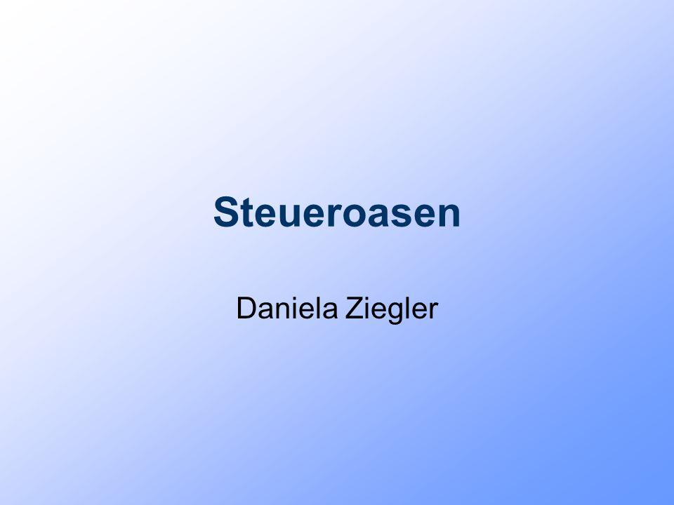 Steueroasen Daniela Ziegler