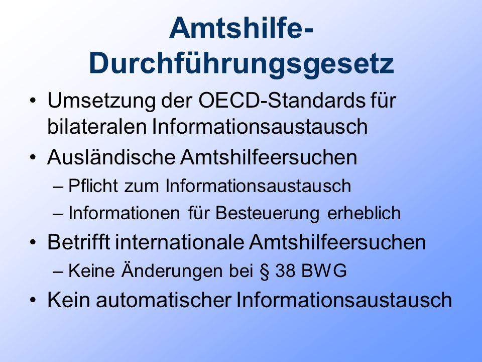 Amtshilfe-Durchführungsgesetz