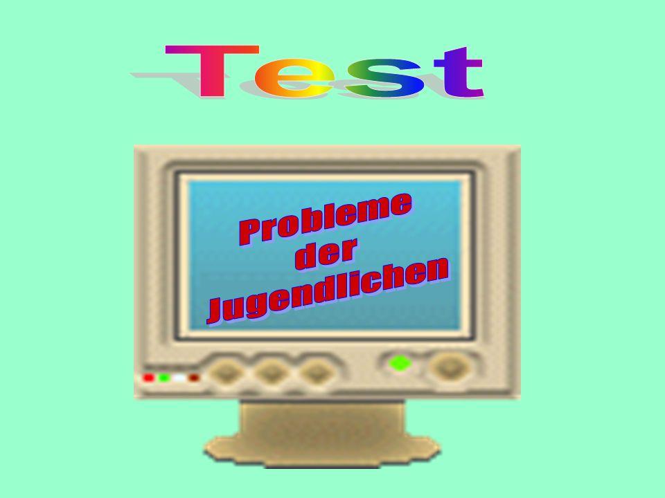 Test Probleme der Jugendlichen