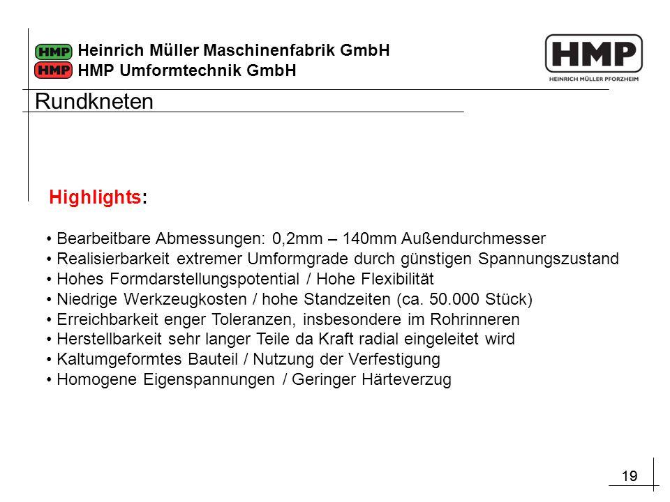 Rundkneten Highlights: