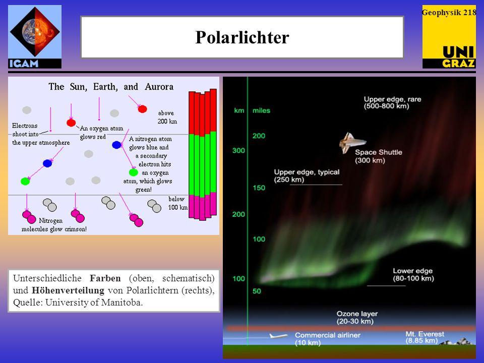 Geophysik 218 Polarlichter. http://www.umanitoba.ca/faculties/science/astronomy/cbrown/aurora/aurora202.html.